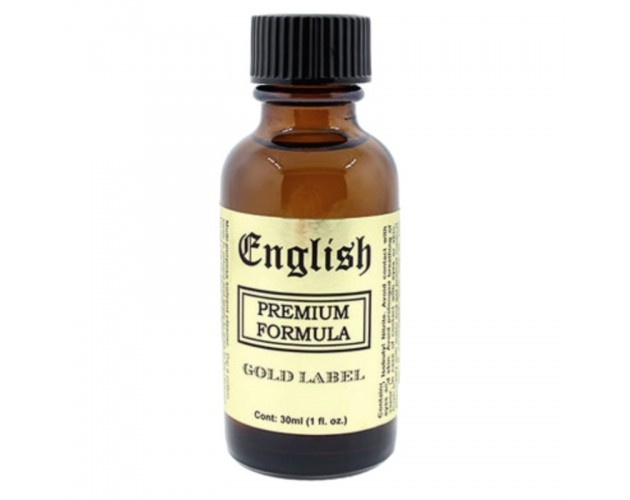 English Premium Gold Label 30ml