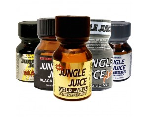 5-PACK Jungle Juice 10ml...