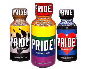 3-PACK Pride! 30ml of:...