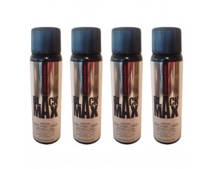 4-PACK Black Max 4oz...