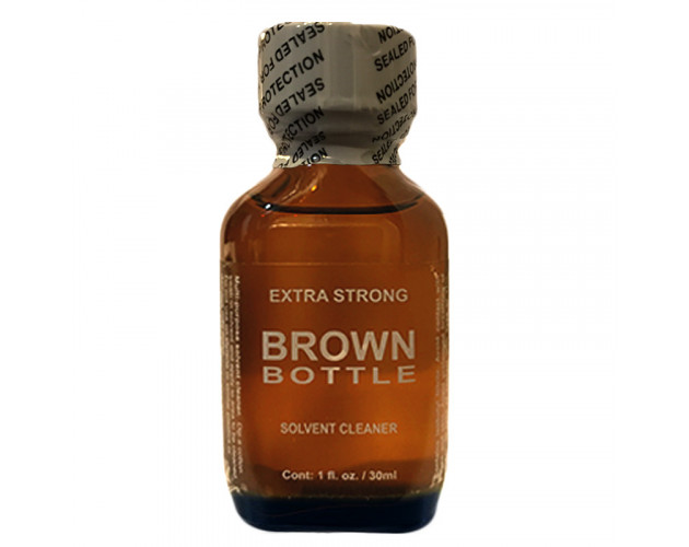 Brown Bottle Isobutyl Nitrite30ml