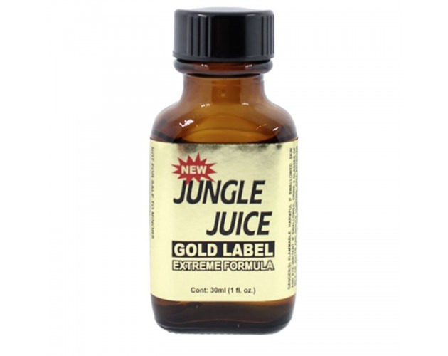 Jungle Juice Gold Poppers 30ml