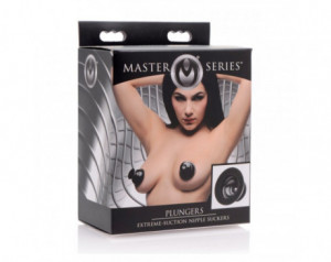 Fetish - Nipple Clips Clamps & Suckers